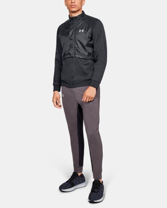 Men's UA Pick Up The Pace Jacket, Black, pdpMainDesktop image number 1