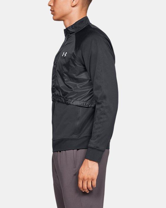 Men's UA Pick Up The Pace Jacket, Black, pdpMainDesktop image number 3