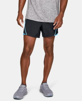 "Men's UA Speedpocket Linerless 6"" Shorts  2  Colors Available $33.75"