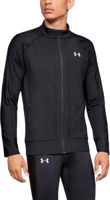 Under Armour Men/'s ColdGear® Run Knit Jacket 1317495 Khaki Large RRP £75