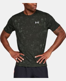 Men's UA Streaker Crew  1  Color Available $45