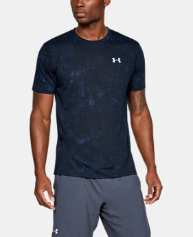 Men's UA Streaker Crew  4  Colors Available $35