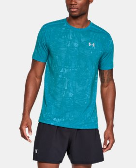 Men's UA Streaker Crew  1  Color Available $35