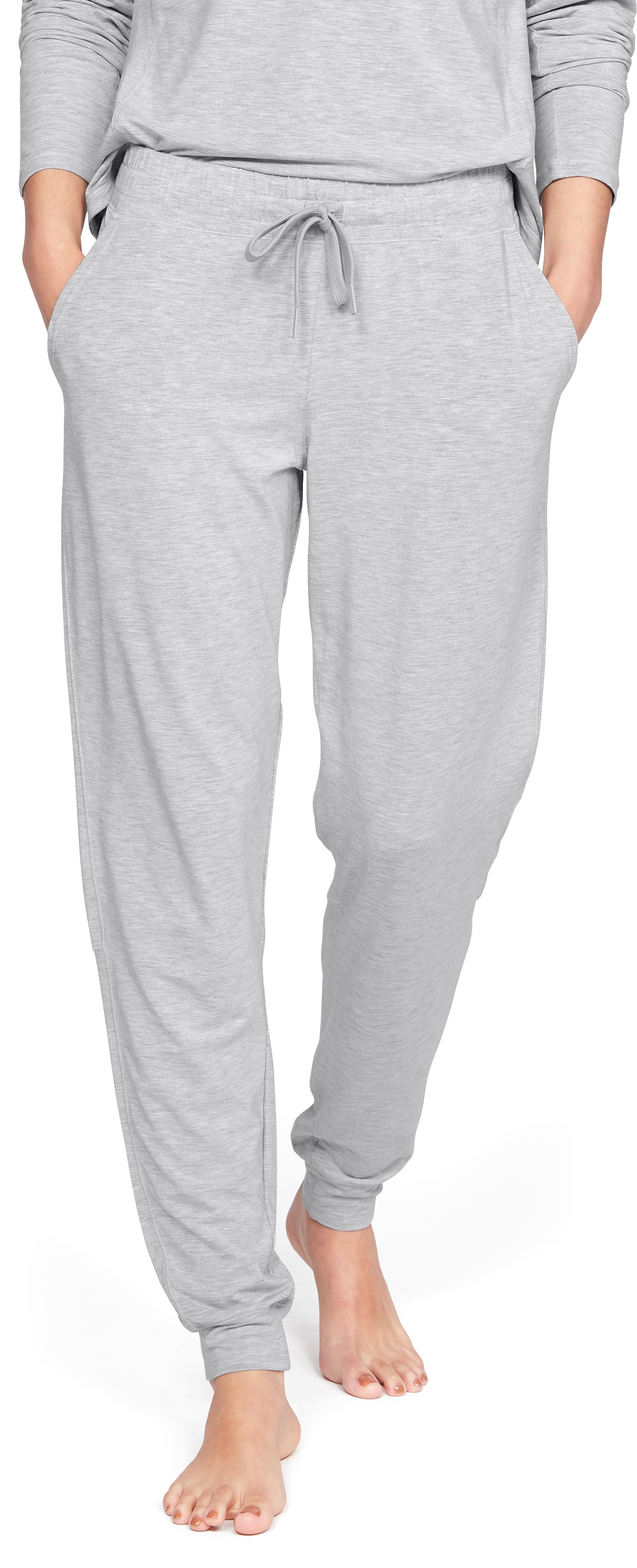 Women's Athlete Recovery Sleepwear™ Ultra Comfort Pants, ALUMINUM MEDIUM HEATHER