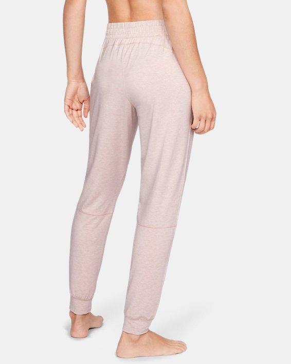 Women's UA RECOVER™ Sleepwear Ultra Comfort Pants, Pink, pdpMainDesktop image number 4