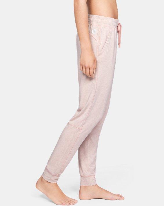 Women's UA RECOVER™ Sleepwear Ultra Comfort Pants, Pink, pdpMainDesktop image number 5