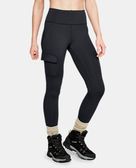 New Arrival Women's UA Cargo Leggings  1  Color Available $70