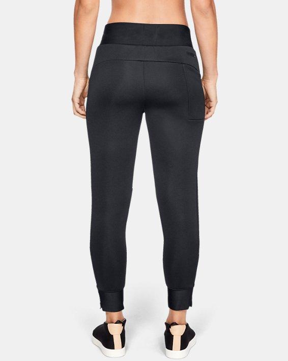 Women's UA Move Pants, Black, pdpMainDesktop image number 2