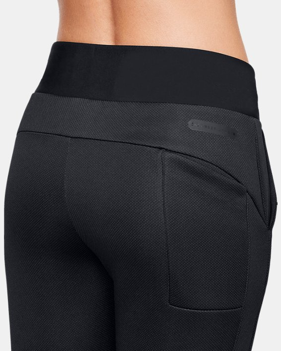 Women's UA Move Pants, Black, pdpMainDesktop image number 6