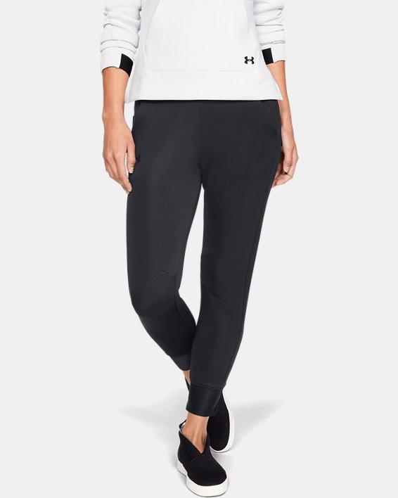 Women's UA Move Pants, Black, pdpMainDesktop image number 0