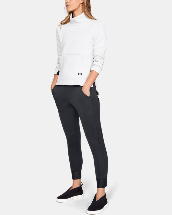 Women's UA Move Pants, Black, pdpMainDesktop image number 1