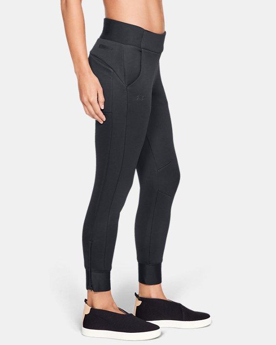 Women's UA Move Pants, Black, pdpMainDesktop image number 3