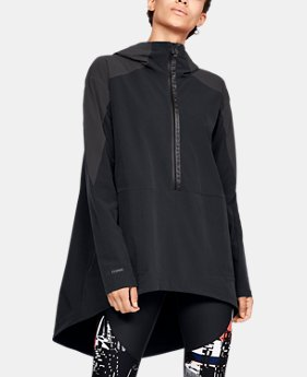 Women's UA Unstoppable Woven Anorak Jacket  2  Colors Available $120