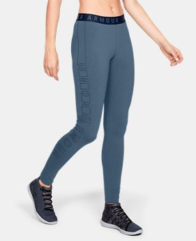 Women's UA Favorite Graphic Leggings  1  Color Available $33.75
