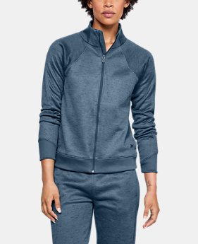 New Arrival Women's Armour Fleece® Full Zip Hoodie  1  Color Available $65