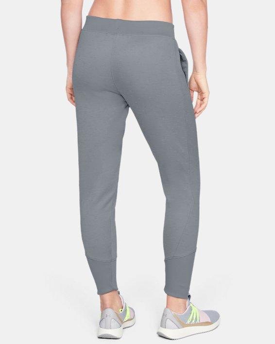 Women's Armour Fleece® Pants, Gray, pdpMainDesktop image number 2