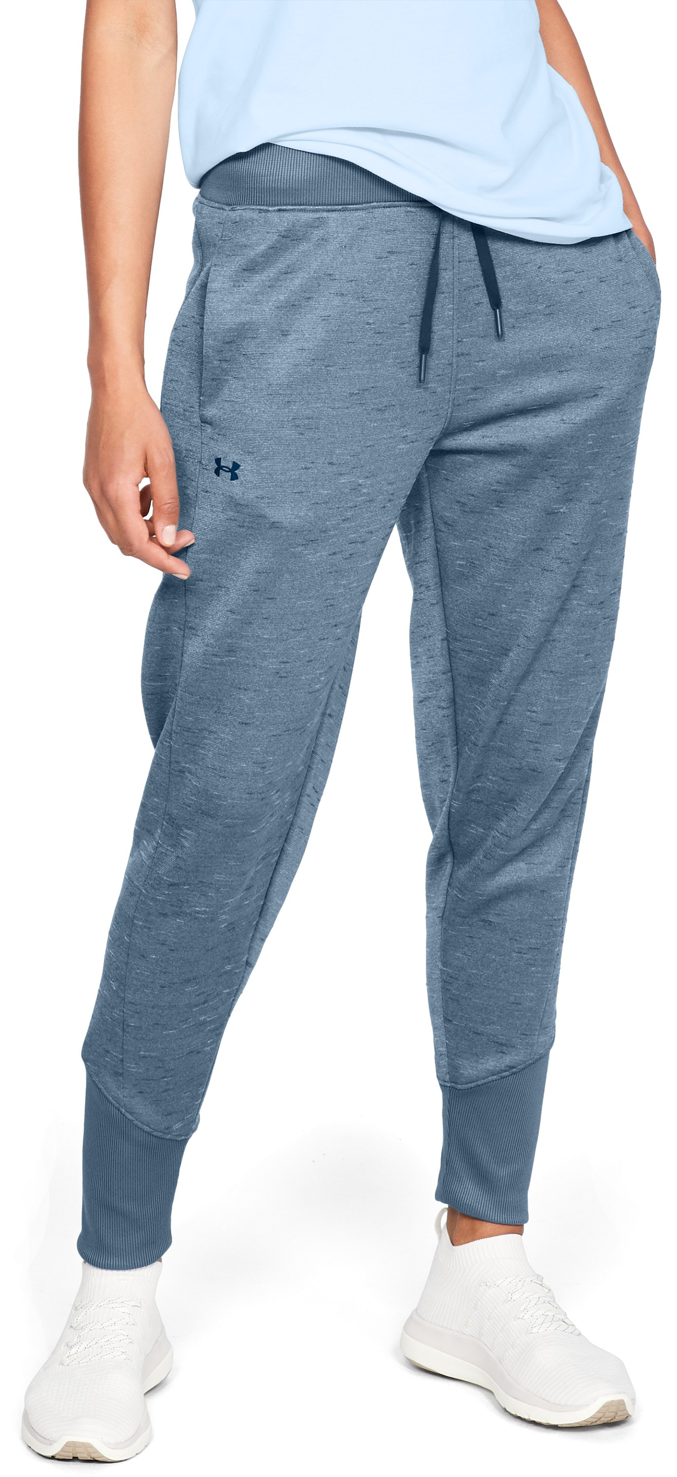 Women's Armour Fleece® Pants, STATIC BLUE