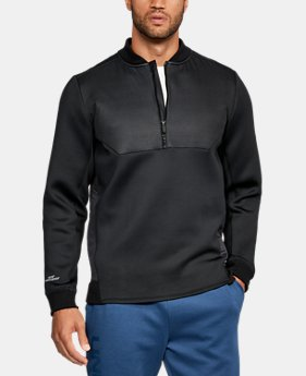 New Arrival  Men's UA Unstoppable GORE® WINDSTOPPER® ½ Zip  1 Color $119.99