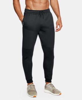 Men's UA Unstoppable GORE® WINDSTOPPER® Tapered Knit Pants  1  Color Available $59.99
