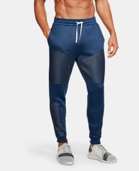 New Arrival  Men's UA Unstoppable GORE® WINDSTOPPER® Tapered Knit Pants  2 Colors $99.99