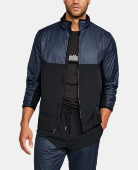New Arrival  Men's UA Unstoppable GORE® WINDSTOPPER®  Wind Jacket  1 Color $119.99