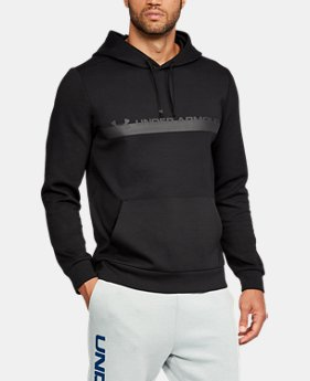 Men's UA Unstoppable Knit Hoodie  1 Color $64.99