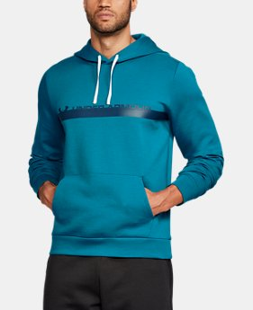 Men's UA Unstoppable Knit Hoodie  1  Color Available $38.99 to $48.74