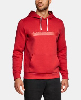 New Arrival  Men's UA Unstoppable Knit Hoodie  1 Color $64.99