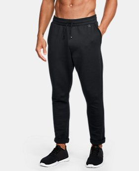 Men's UA Unstoppable Knit Pants  1  Color Available $64.99