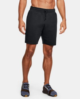 Men's UA Unstoppable Knit Shorts  1 Color $65