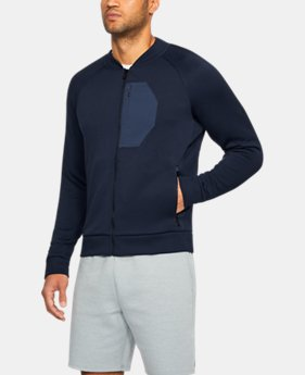 Men's UA Unstoppable Textured Jacket  1 Color $120