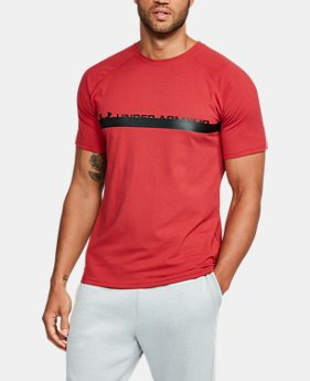 Men's UA Unstoppable Graphic T-Shirt  1 Color $40