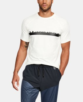 New to Outlet  Men's UA Unstoppable Graphic T-Shirt  3  Colors Available $20.99 to $26.99