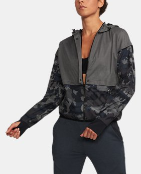 Women's Unstoppable GORE® WINDSTOPPER® Hoodie  2  Colors $140