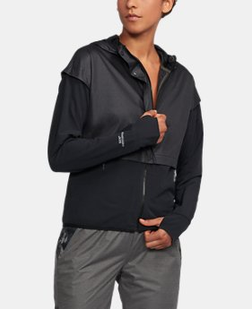 New Arrival Women's Unstoppable GORE® WINDSTOPPER® Hoodie  2 Colors $119.99