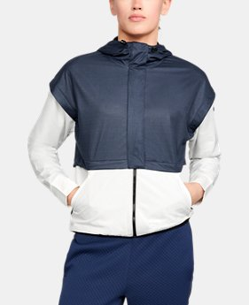 Women's Unstoppable GORE® WINDSTOPPER® Hoodie   $140