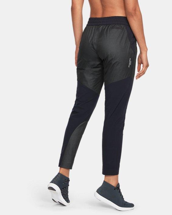 Women's UA Unstoppable GORE® WINDSTOPPER® Pants, Gray, pdpMainDesktop image number 2