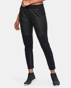 New Arrival Women's UA Unstoppable GORE® WINDSTOPPER® Pants  1 Color $99.99