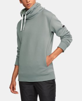 New Arrival Women's UA Unstoppable Textured Pullover  3 Colors $79.99