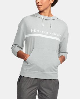 Women's UA Unstoppable Pullover Hoodie  1 Color $75