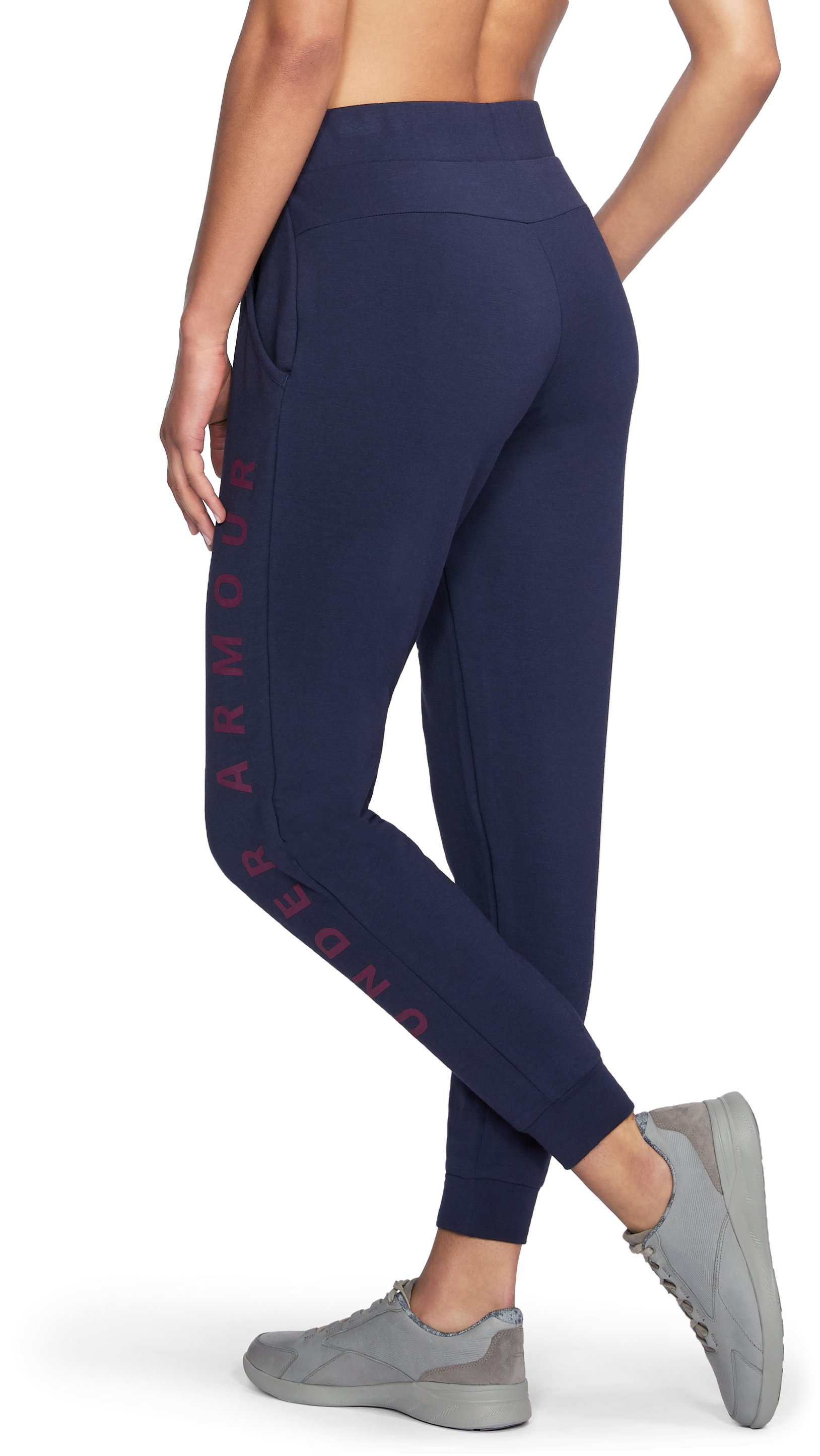 Women's UA Unstoppable To/From Joggers, NIGHTTIME BLUE,