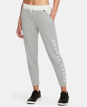Women's UA Unstoppable World's Greatest Knit Sweat Pants  3 Colors $59.99