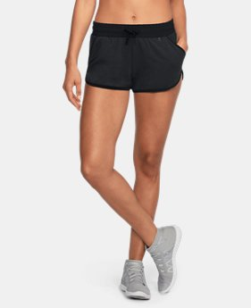 Women's UA Unstoppable Knit Shorts  1 Color $44.99