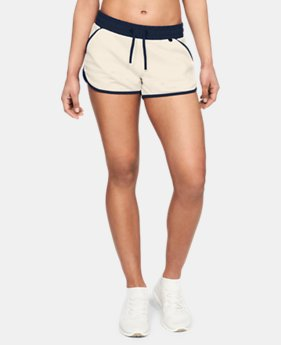 Women's UA Unstoppable Knit Shorts  1  Color Available $26.99 to $33.74
