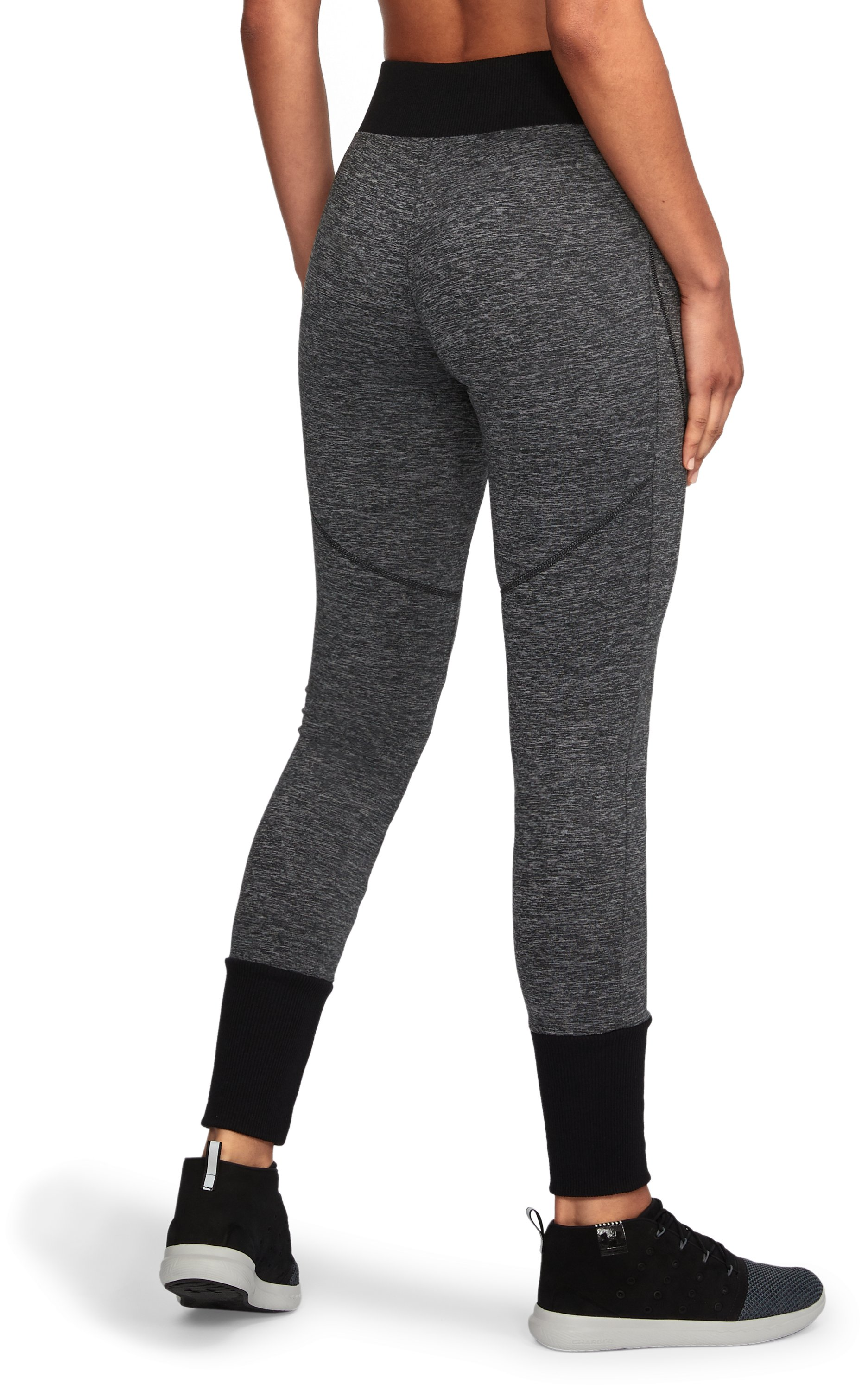 Women's UA Unstoppable To/From Leggings , Black ,