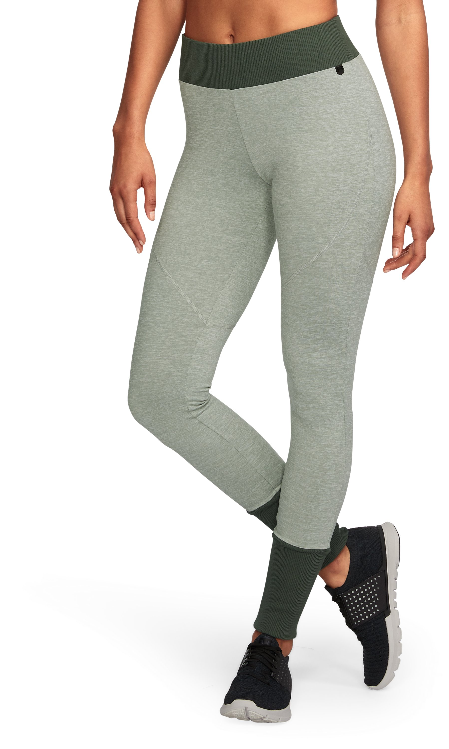 Women's UA Unstoppable To/From Leggings , True Gray Heather