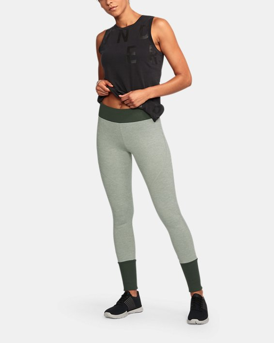 Women's UA Unstoppable To/From Leggings, Gray, pdpMainDesktop image number 0