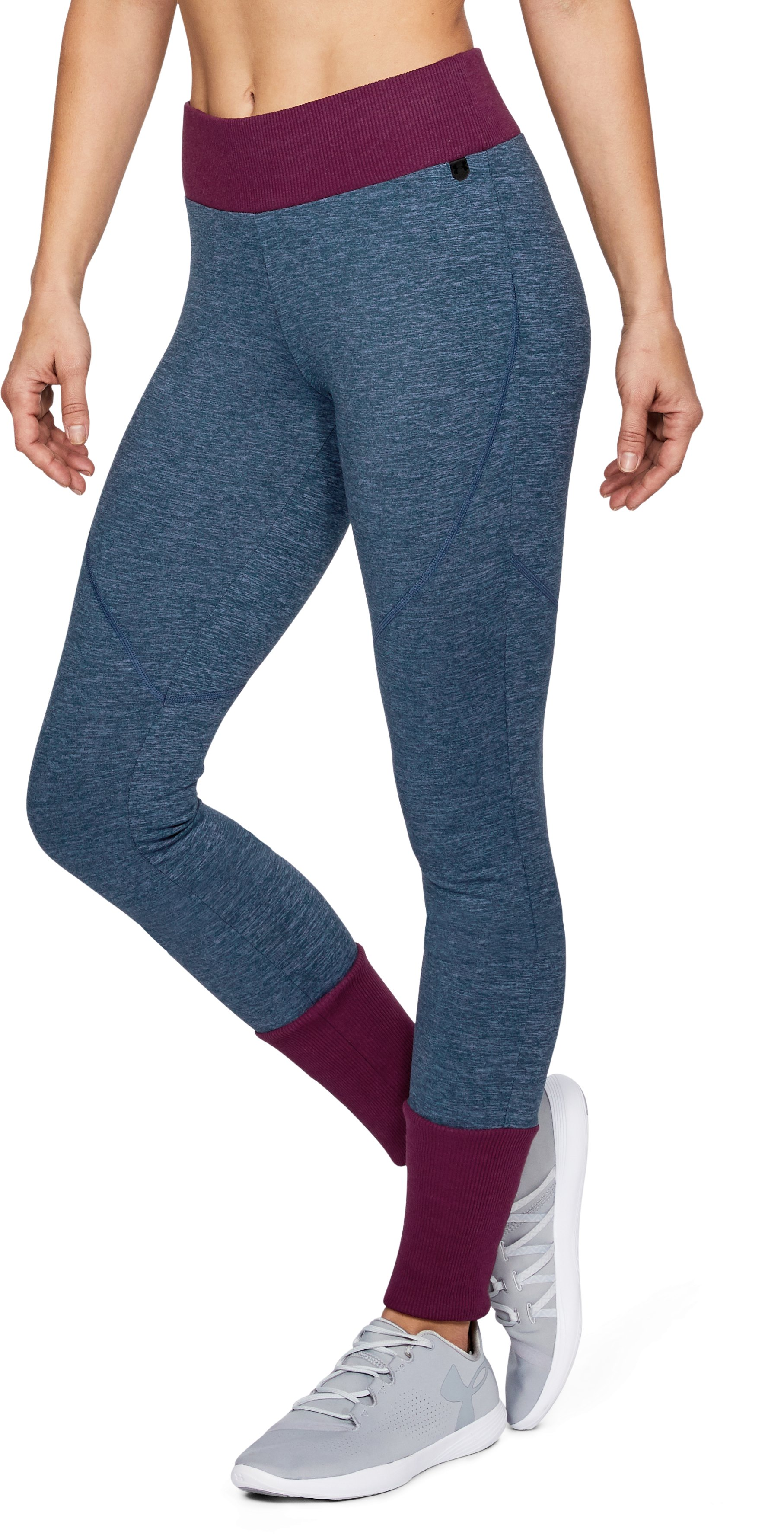 Women's UA Unstoppable To/From Leggings , NIGHTTIME BLUE