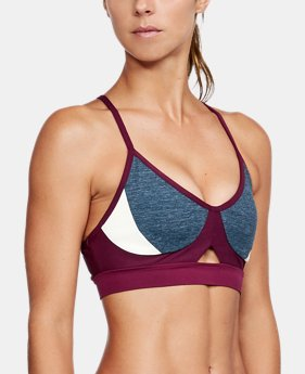 New to Outlet Women's UA Unstoppable Bralette   1 Color $20.99 to $26.99