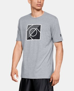 Men's UA Top of the Key Short Sleeve Shirt  5  Colors Available $24.99